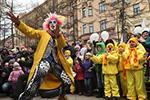 俄罗斯举办滑稽节纪念果戈里诞辰210周年
