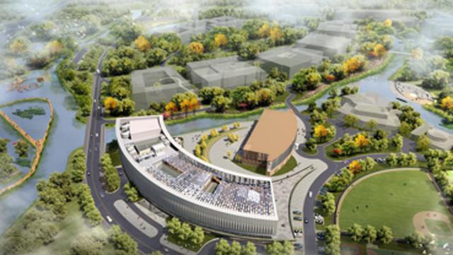 宁波这所大学要建一个国际创新创业孵化园了