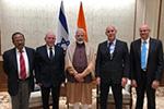 以色列代表团到印度卖武器 机密文件却在饭店弄丢了