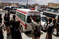 也门胡塞武装说多国联军空袭萨那致11人死亡
