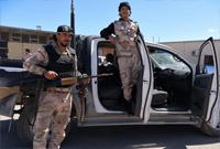 利比亚民族团结政府军队在的黎波里南部集结