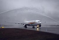 济南至赫尔辛基直飞航线开通