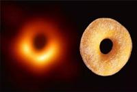 """人类首张黑洞照片刚亮相 就被全球网友""""玩坏""""了……"""