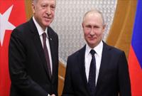 土耳其总统:俄制S-400防空导弹系统可能提前交付