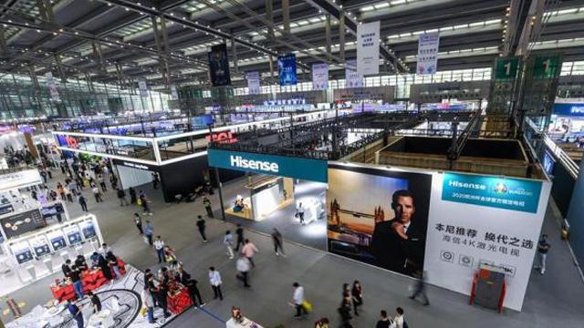 大秀工业互联网最新成果技术 20余家甬企亮相全国顶级展会