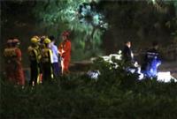 深圳暴雨引发洪水多人被冲走 已致2人死亡9人失联