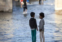 伊朗持续洪涝灾害