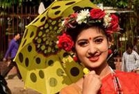 孟加拉国迎来孟历新年