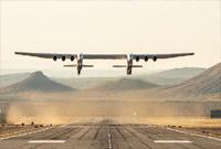 世界最大飞机顺利首飞