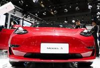 上海车展:新能源车势头旺