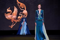 2019西安国际时尚周开幕