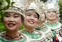 中国侗族大戊梁歌会在湘举行