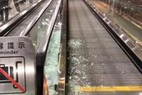 上海虹桥机场玻璃被追星粉丝挤碎 公安部发声了!