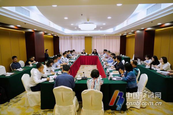 马上对接!宁波七部门飞赴广州 面对面为外贸企
