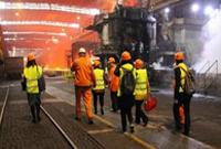 中国人帮助一座塞尔维亚钢铁厂重生
