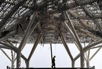 深圳国际会展中心建设进入冲刺阶段