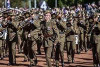 """澳大利亚举行""""澳新军团日""""纪念活动 缅怀一战阵亡军人"""