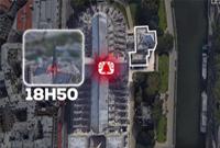 巴黎圣母院大火: 现场找到7根烟头