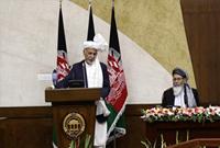 阿富汗新一届国民议会宣誓就职