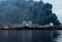 """俄洲际导弹工厂发生火灾 """"萨尔玛特""""在此建造"""