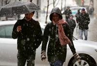 芝加哥的四月雪