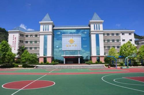 深圳市富源学校。图片来自富源学校网站。