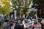 调查显示6成日本年轻人关注修宪 担忧会发生战争