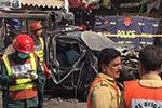巴基斯坦拉合尔发生爆炸 已致5死18伤