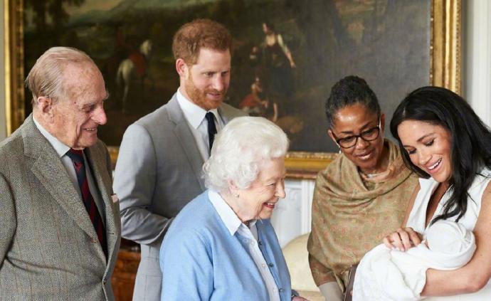 哈里王子夫妇为新生儿取名阿尔奇 在现代英王室中几无先例