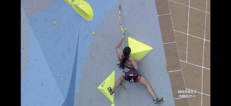 手机靓号深圳一场国际性攀岩赛事在甬开赛 宁波移动首试5G电