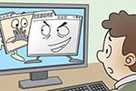 访问A网站却被强制打开B网站,上网被劫持咋办?