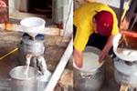 网传永和豆浆店员用手搅拌豆浆 永和豆浆:假冒门店