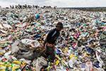 """187国签署""""限制塑料废物贸易""""协定 美国未加入"""