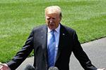 特朗普将于6月底访韩 商朝鲜半岛无核化