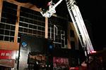 广西百色一酒吧发生屋顶坍塌事故 已致1人伤重死亡