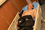 杭州星洲花园多名保安因冲突被捅伤