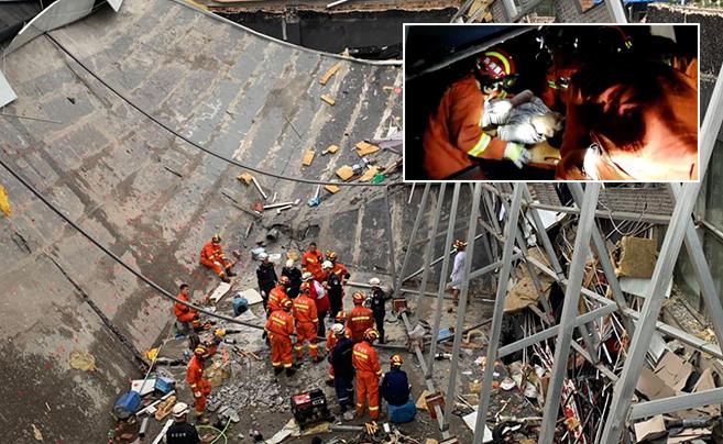 广西百色酒吧坍塌已致6死87伤 当地纪委监委将追责