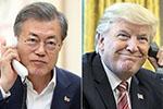 """韩驻美使馆""""泄密韩美领导人通话内容""""参赞遭开除"""