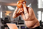 怀孕初期压力大或有损男婴未来生育能力
