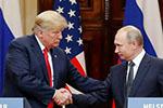 """普京说俄美关系""""正变得越来越差"""""""