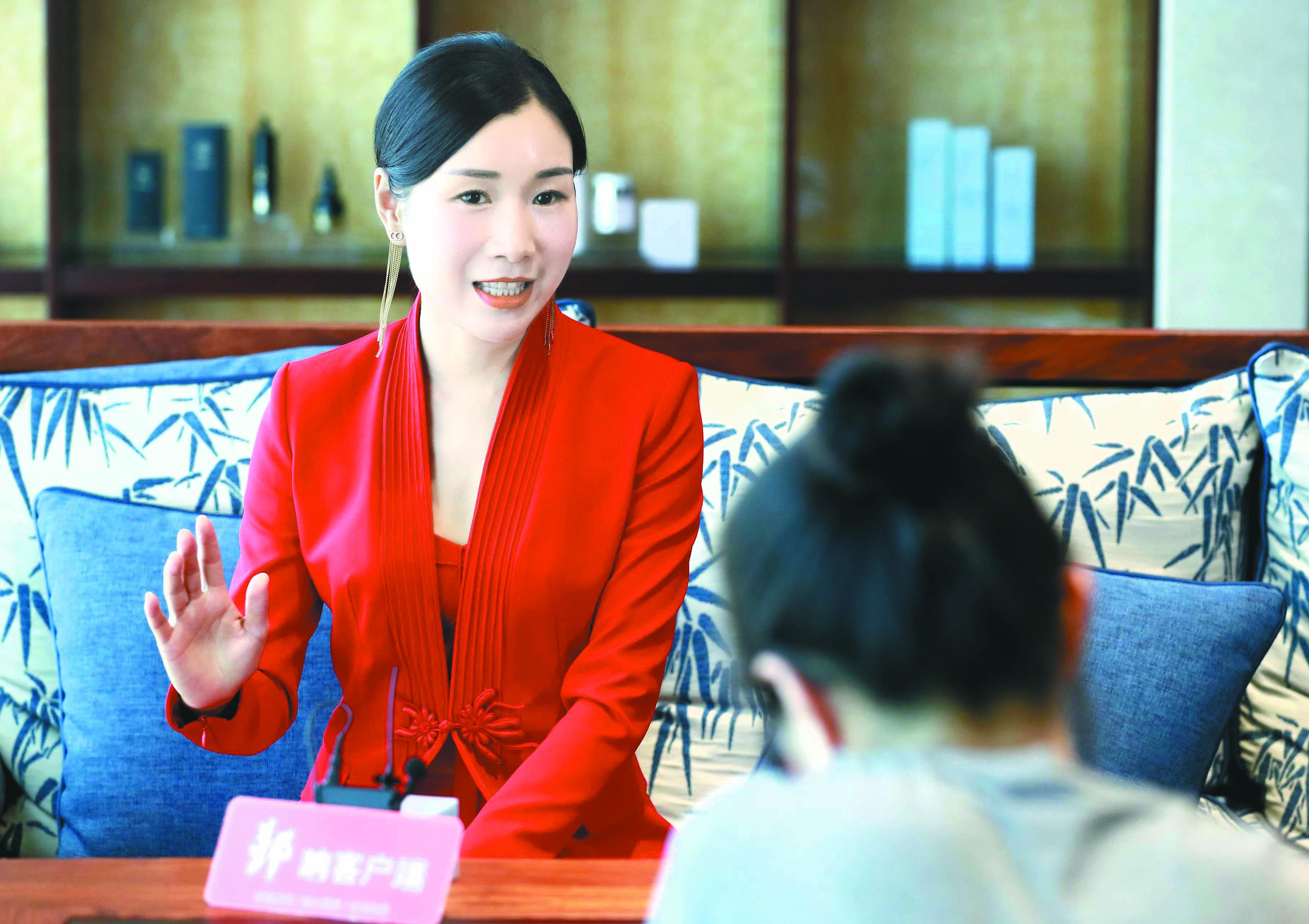 钱旭利:让中国女性更美丽更自信