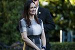 特朗普夫人发言人格里沙姆将出任白宫新闻秘书