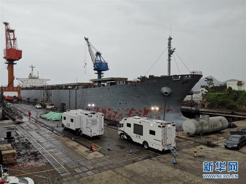 山东龙眼港货轮二氧化碳泄漏致10死6嫌疑人被批捕