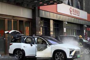 近半年发生数次自燃事故 蔚来汽车召回4803辆ES8