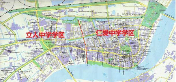 镇海区初中初中划分定了7月2日前录取发放通学区二中大同图片