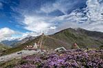 垭口:川藏公路上的观景台