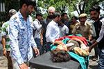 印控克什米尔地区发生车祸33人死亡