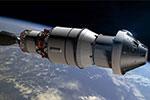"""""""猎户座""""飞船完成发射中止逃逸测试 美重返月球又近一步"""