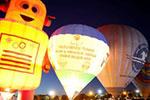 首届卡帕多基亚国际热气球节开幕