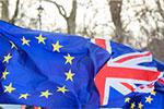 """英国""""脱欧""""僵局难破 欧盟最新表态拒绝重新谈判"""